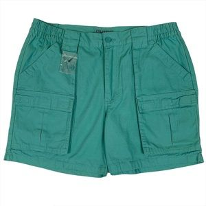 Guide Gear Cotton Cargo Outdoor Shorts NWOT